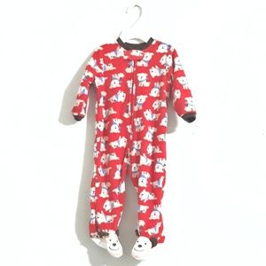 NWOT Little Me Sleeper for Babies Size 12m